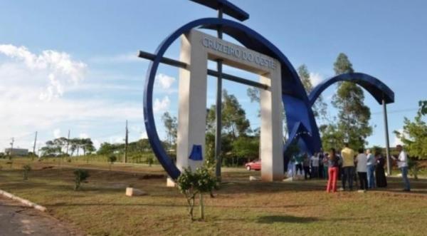 Cruzeiro do Oeste. (Foto: Reprodução)