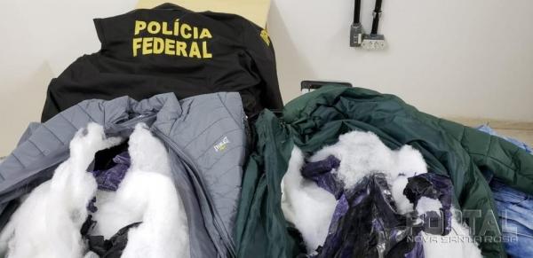 Fotos: Polícia Federal