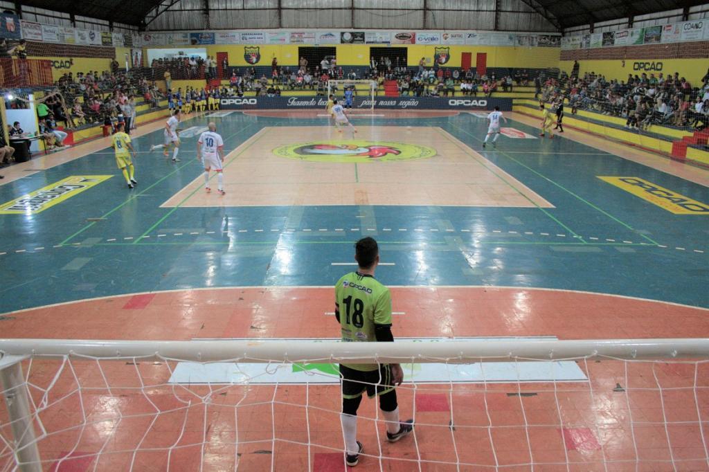 8e2e2b5a0b No ano passado a equipe ficou na 5ª colocação. (Foto  Portal Nova Santa.  Publicidade. Publicidade. O Campeonato Paranaense de Futsal ...