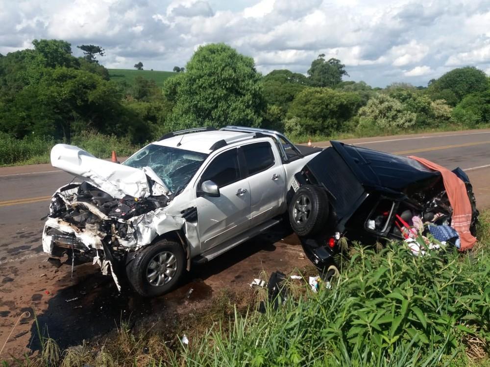 Casal do Paraná morre em acidente no Rio Grande do Sul
